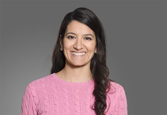 Sofia Bouizegarène, interne en ostéopathie